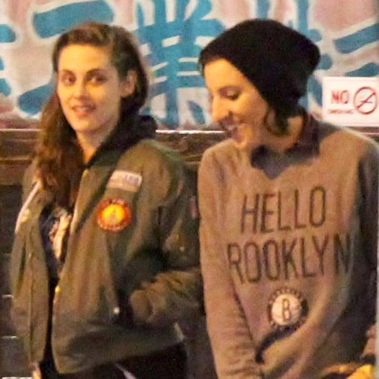 Kristen Stewart in Little Tokyo