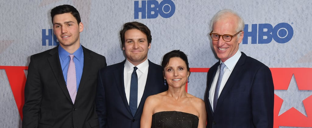 Julia Louis-Dreyfus and Her Family at Veep NYC Premiere 2019