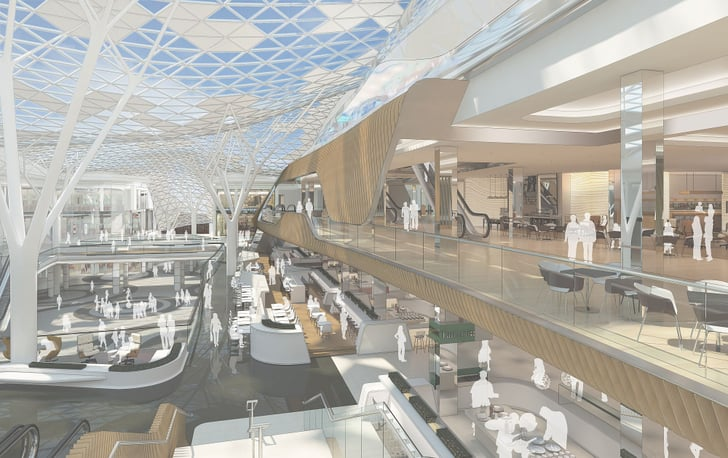 Key Auto Mall >> Westfield Mall, West London, White City,   POPSUGAR Fashion UK
