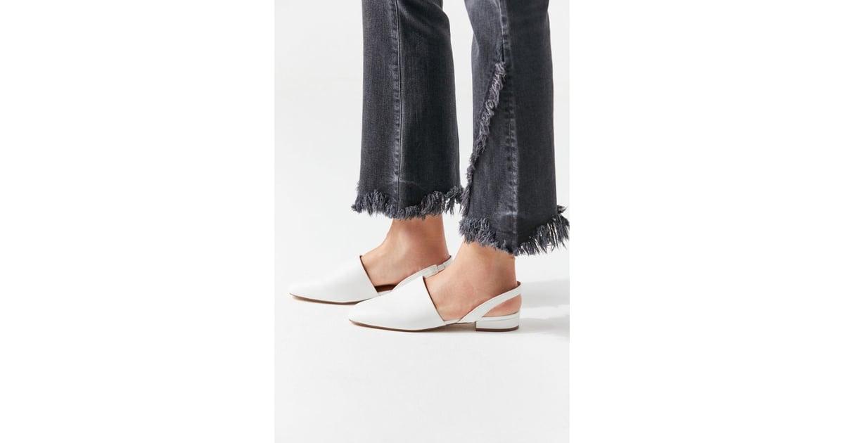 6453340ea4d38 UO Dana Slingback Mules | Best Flats Spring 2019 | POPSUGAR Fashion Photo 5