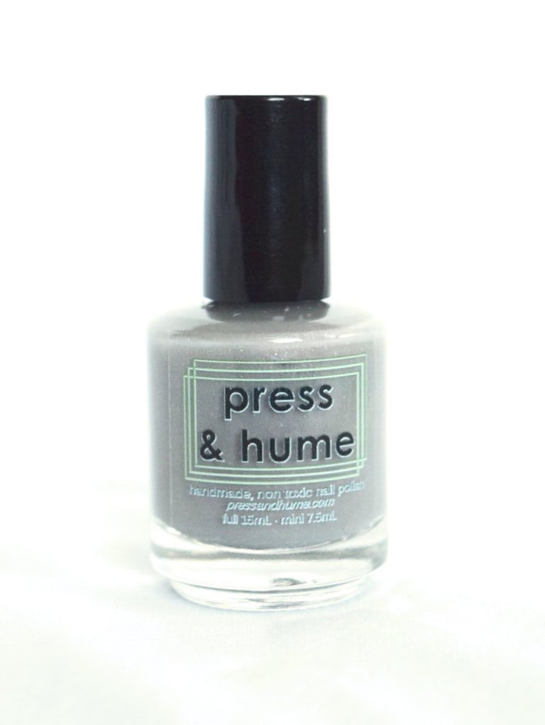 We all secretly had a crush on Gaston, right? This Press & Hume I've Got Biceps to Spare! Nail Polish ($10) is inspired by one of his quotes. Expect a gray nail polish with ruby red and silver shimmer diffused in it.