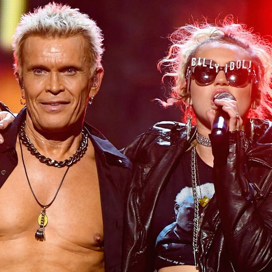 "Miley Cyrus and Billy Idol Performing ""Rebel Yell"" 2016"