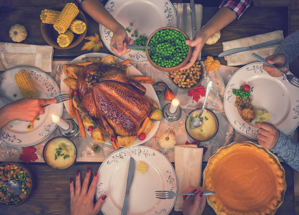 Why I Don't Like Hosting Thanksgiving