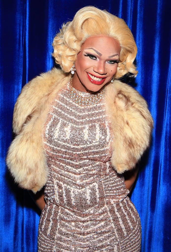 RuPaul's Drag Race Star Chi Chi DeVayne Dead at 34