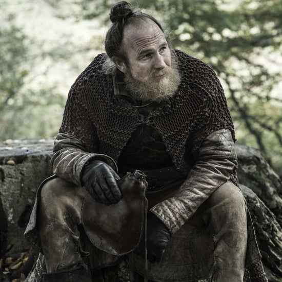 What Does Game of Thrones' Thoros Look Like in Real Life?