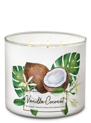 Bath & Body Works Vanilla Coconut