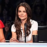 Katie Holmes joined the So You Think You Can Dance judging panel in LA Wednesday.