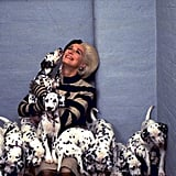 101 Dalmatians — Cruella de Vil and the Dalmatians