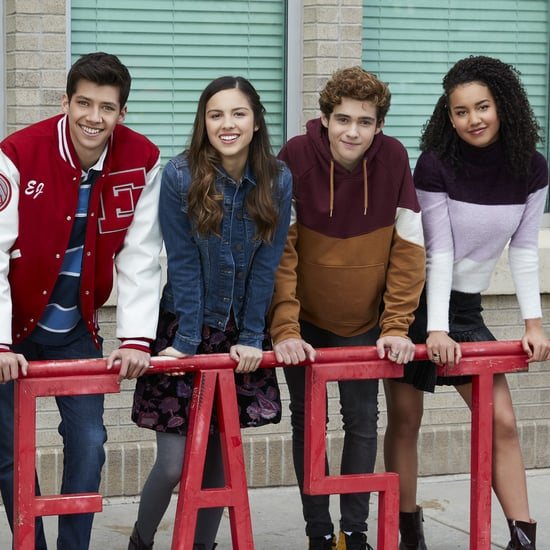 High School Musical: The Musical: The Series Cast Interview