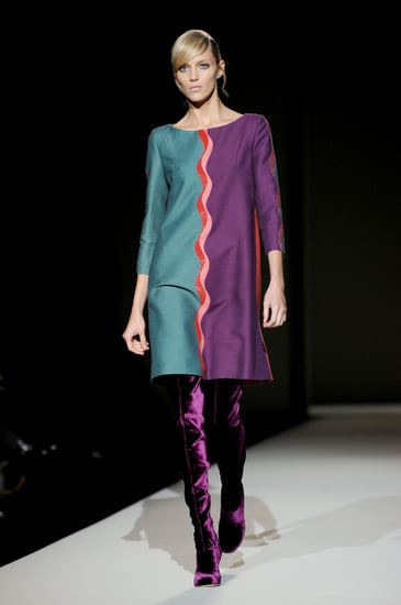 Fall 2011 Milan Fashion Week: Alberta Ferretti
