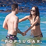 Megan Fox Shows Off Her Insane Bikini Body on the Beach With Brian Austin Green