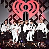 BTS at KIIS FM's 2019 Jingle Ball in LA