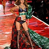 Gigi Hadid Victoria's Secret Fashion Show 2018