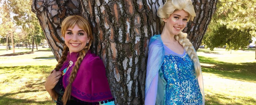 11 Adorable DIY Disney Costumes For BFFs