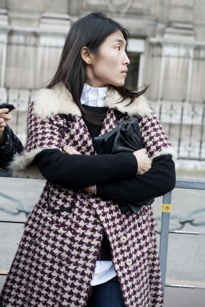 PFW Street Style Day Three