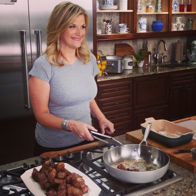 Trisha Yearwood Cooking Tips