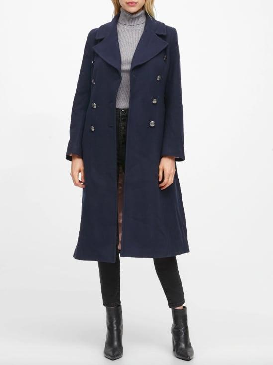Italian Melton Long Coat