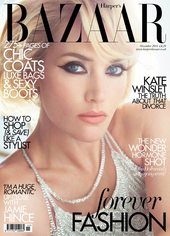 "Lady Gaga Covers Harper's Bazaar: ""I Became Very Depressed ..."