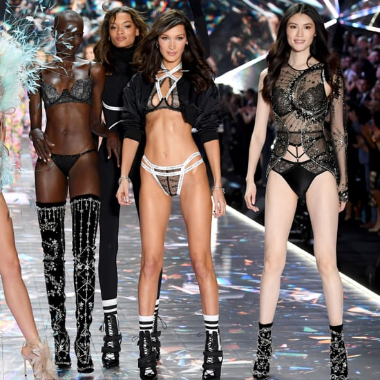 Victoria's Secret Fashion Show Runway Pictures 2018