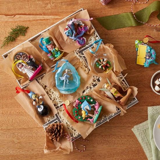 shopDisney Holiday Ornaments 2021