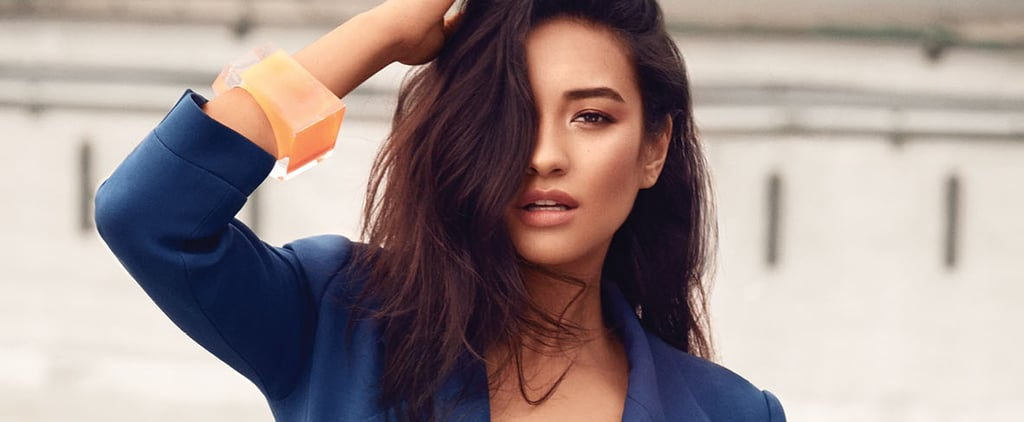 Shay Mitchell in Flare Magazine May 2016 | Pictures
