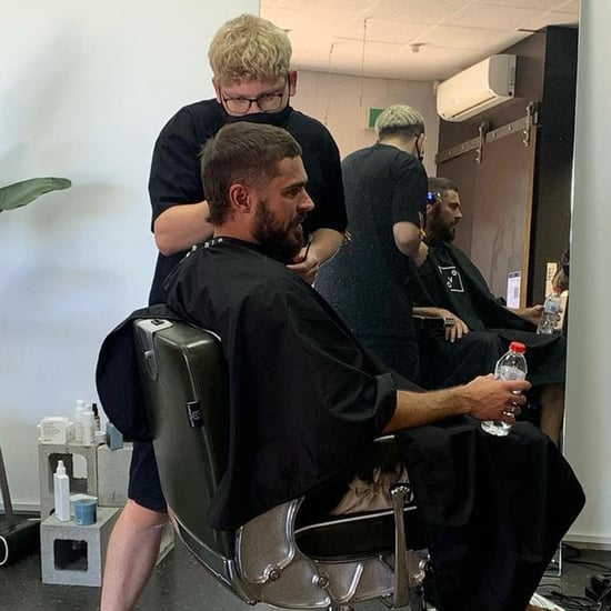 Zac Efron's Mullet Haircut: See the Photos