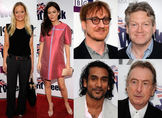Photos of Anna Friel, David Thewlis, Lucy Davis, Naveen Andrews, Eric Idol and Kenneth Branagh at Britweek in Los Angeles