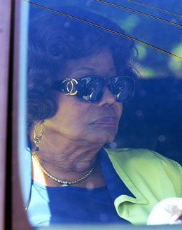 Sugar Bits — Michael Jackson's Mother Katherine Is Granted Custody Of His Three Children
