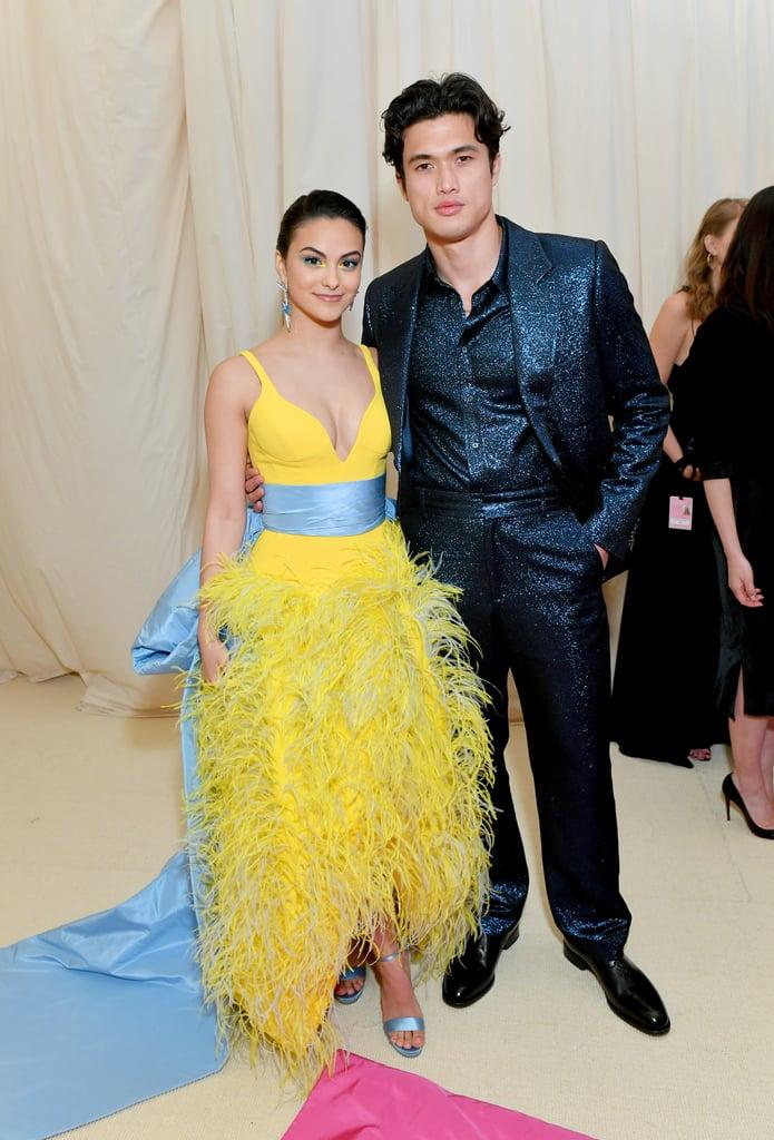 Camila Mendes and Charles Melton Split