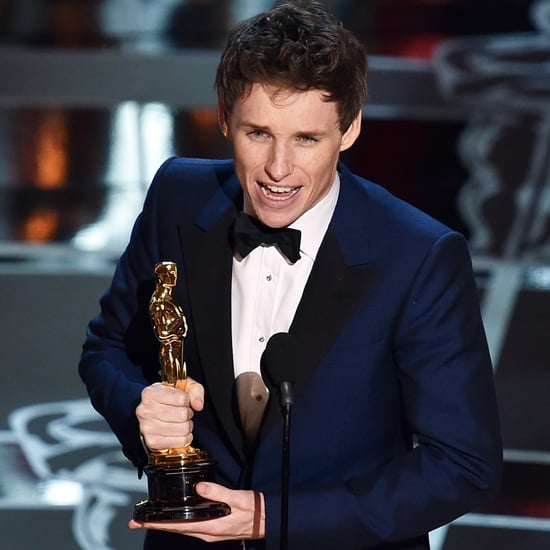 Eddie Redmayne's Oscar Acceptance Speech   Video