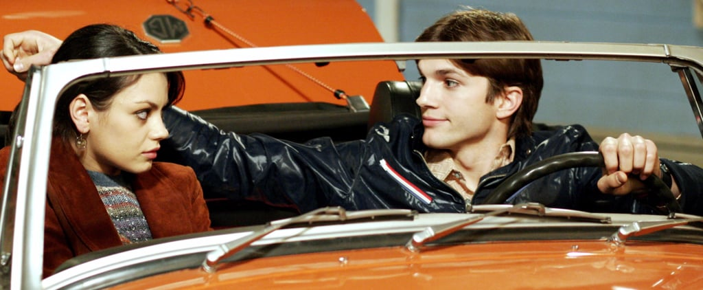 Mila Kunis and Ashton Kutcher's Sweetest Moments Together on That '70s Show