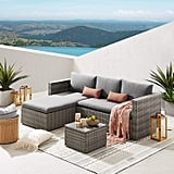 Art Leon 3 Piece Patio Furniture Set