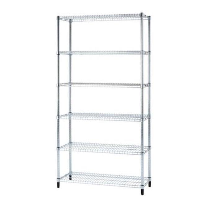 Ikea Shelf Section