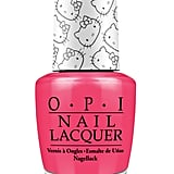 OPI x Hello Kitty Nail Lacquer in Spoken From the Heart
