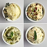 Mashed Potatoes 4 Ways