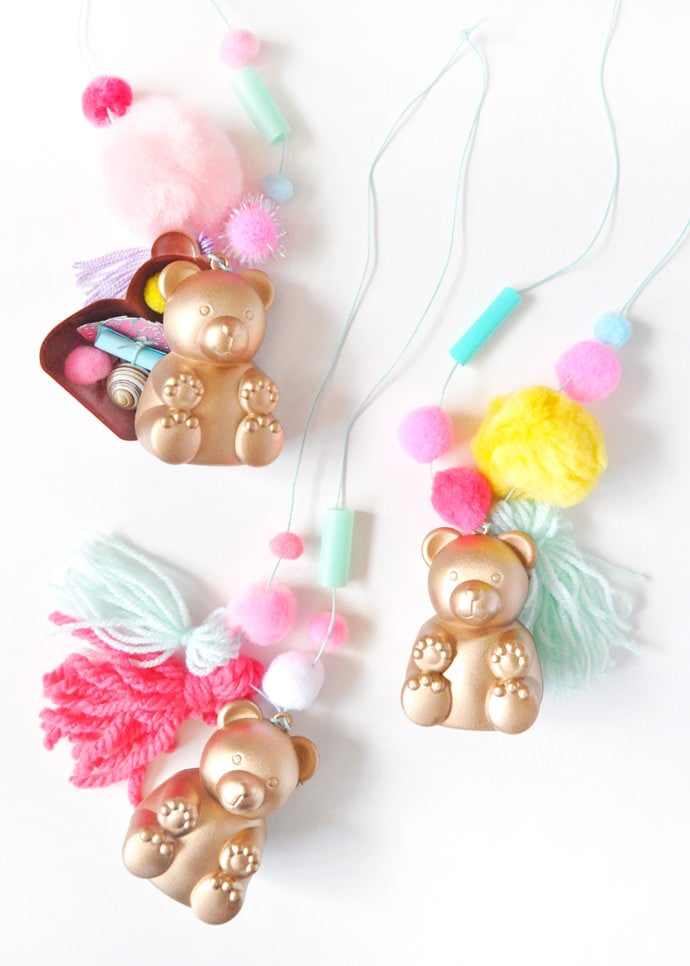 Teddy Bear Lockets