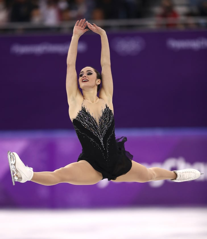 Katelyn Osmond's Skating Routine to Black Swan | POPSUGAR ...