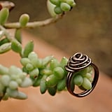 Handmade Infinity Ring