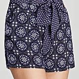OndadeMar Mosaic Shorts Cover Up ($138)