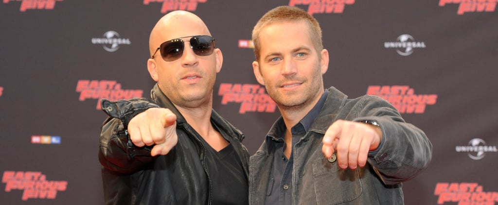 "Vin Diesel Gets Emotional While Paying Tribute to ""Angel"" Paul Walker"