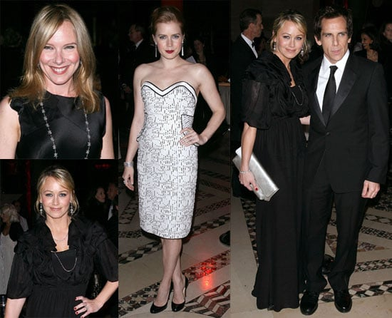 Photos of Ben Stiller, Christine Taylor, Amy Ryan at the Museum of Moving Image's Salute to Ben Stiller
