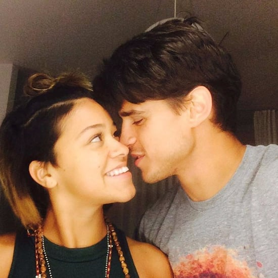 Gina Rodriguez's Valentine's Day Message For Her Boyfriend