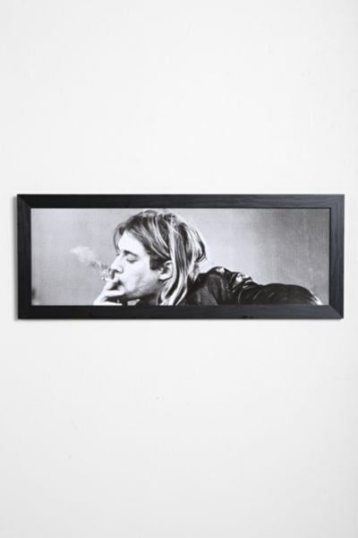 Kurt Cobain Wall Art