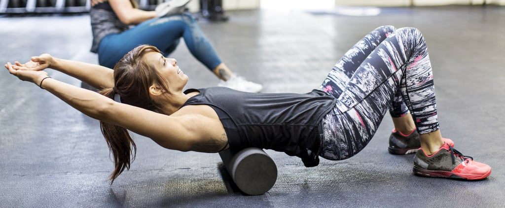 Foam Rolling Exercises For Weightlifters