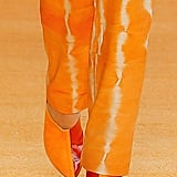Sally LaPointe Shoes on the Runway at New York Fashion Week