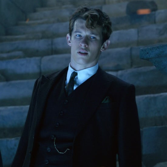 Who Plays Newt's Brother Theseus in Fantastic Beasts 2?
