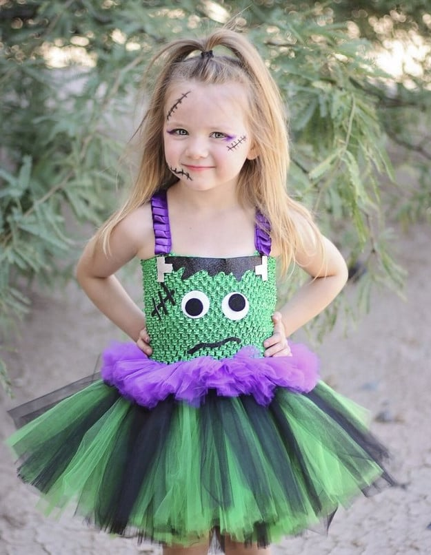 15 Kids' Halloween Costumes That Are Tutu Fabulous