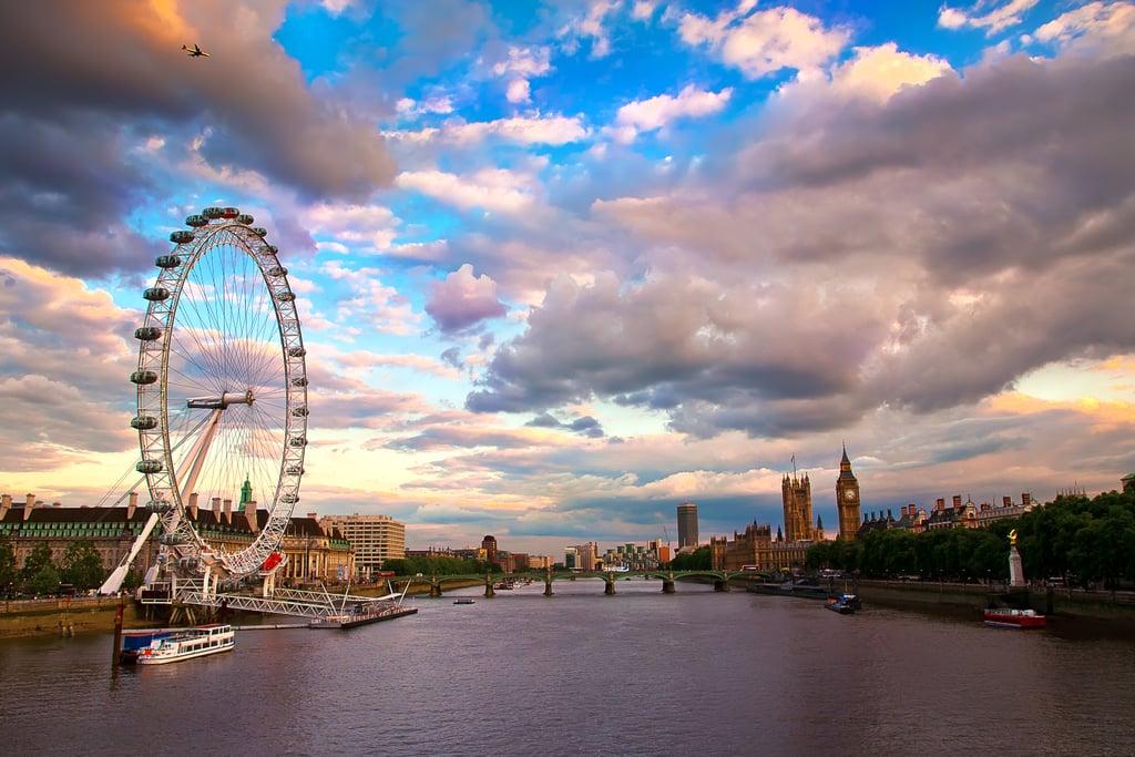 Ride the London Eye