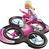 Barbie Star Light Adventure Flying Remote Control Hoverboard