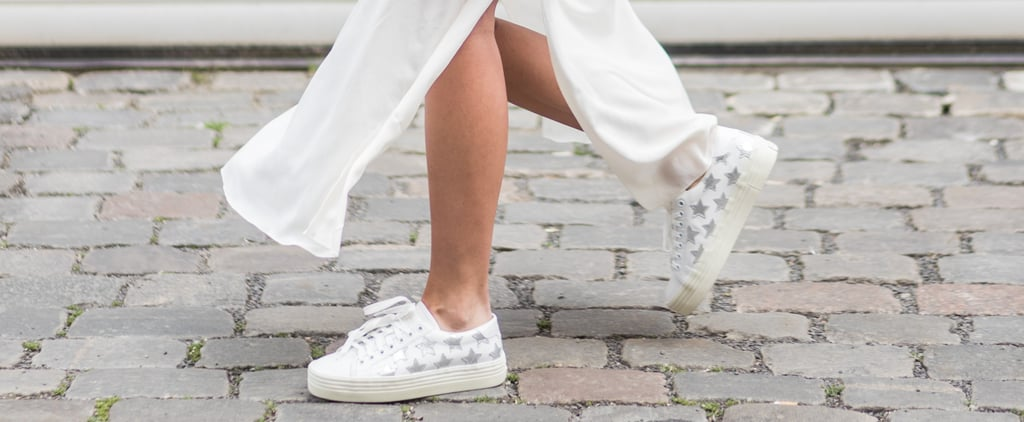How to Wear White Sneakers, According to the Street Style Pros